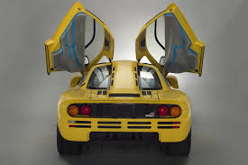 mclaren f1 drawing delivery mileage mclaren f1 goes up for sale