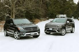 comparison test 2014 jeep grand ecodiesel vs 2014