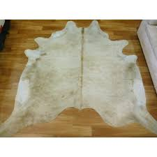 cow hide skin rugs