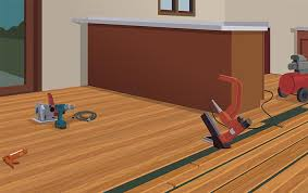 laying hardwood floors how to install prefinished solid