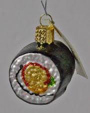 sushi ornament ebay