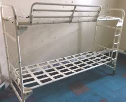 Prison Bunk Beds Prisoners Claiming Thousands Of Pounds For Injuries Caused Falling