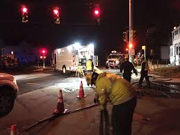 Taunton Municipal Lighting Plant Faulty Underground Cable Causes Explosion In Taunton News The