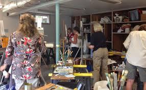 nancy colella simply painting cape cod art association workshop