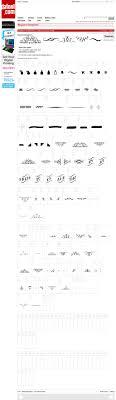 bergamot ornaments font map from da font fantastic fonts
