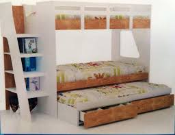Bunk Beds With Trundle Bunk Bed Single With Trundle And Drawers New In Box New Design