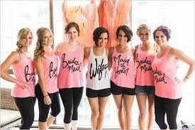 bridesmaids tank tops 10 gift ideas for your bridesmaids it weddings
