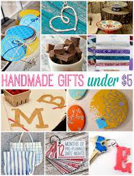 handmade gifts under 5