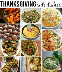 thanksgiving easy thanksgiving side dishes recipes for best dish
