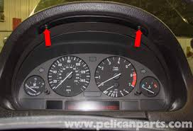 bmw x5 dashboard bmw x5 instrument cluster removal and replacement e53 2000 2006