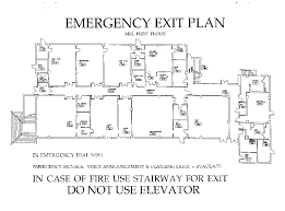 Laboratory Floor Plan Mrl Emergency Operations Plan Materials Research Laboratory At