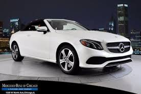 mercedes e class convertible for sale e class cabriolet for sale mercedes of chicago