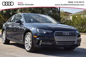audi of sanford 2018 audi a4 for sale sanford fl waukmaf48ja019319