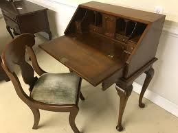 Henkel Harris Desk Henkel Harris Lady Astor Desk U0026 Chair Cherry Sold U2013 Jenkins Antiques