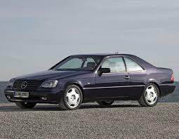 1993 Mercedes Coupe Gtp Cool Wall 1993 1999 Mercedes Benz C140 S Klasse Coupé Cl Klasse