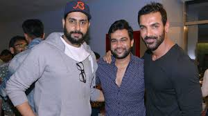 half of bollywood showed up to support john abraham u0027s new film