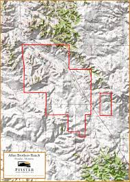 Montana Topographic Map by Listing Details
