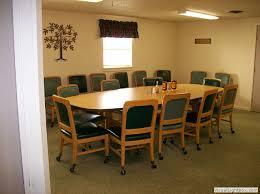 Executive Dining Room Meeting Rooms Camp Arrowhead