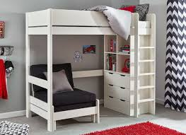 High Sleeper With Sofa And Desk High Bed With Sofa Below Catosfera Net