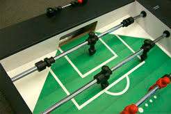 3 in one foosball table foosball conversion kit convert your 3 man into a 1 man goalie