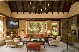 Dashing French Country Living Rooms Home Design Lover - Country family rooms