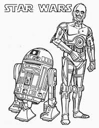 printable star wars coloring pages coloring pinterest