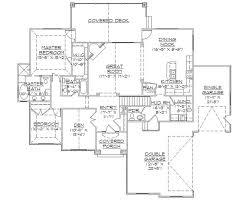 Impressive Design Rambler Floor Plans Rambler Floor Plans Esprit Home Plan