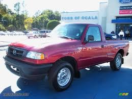 mazda b series 2004 mazda b series truck b2300 regular cab in sunburst red