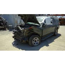 used toyota sequoia parts used 2006 toyota sequoia parts car green with interior 4 7l