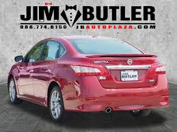 red nissan sentra used 2013 nissan sentra sr crestwood mo jim butler auto plaza