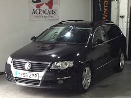 vw passat estate manual black 2006 diesel in hall green west