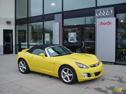saturn sky red 2009 sunburst yellow saturn sky red line roadster 56789341