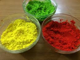diy powdered holi colours youtube