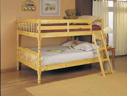amazon com acme 02290 homestead full bunk bed natural finish