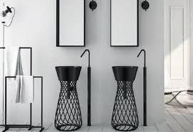 modern pedestal sinks for small bathrooms small bathroom pedestal sink ideas http mybathroomideas net