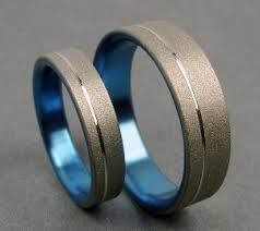 modern wedding rings for men titanium wedding bands are the modern choice for men