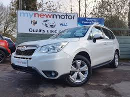 subaru exiga crossover 7 used subaru cars for sale motors co uk