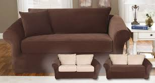 slipcovers for sofas with cushions slipcover for sofa with back cushions home the honoroak