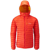 Rab Duvet Jacket Extreme Cold Weather Gear Cool Of The Wild