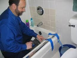 Bathroom Shower Door Replacement by How To Replace A Shower Door How Tos Diy