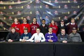 College National Letter Of Intent National Letter Of Intent Signing Day Jesuit High School