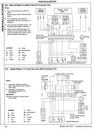 honeywell thermostat wiring instructions diy house help at lennox