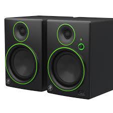 cr series multimedia monitors mackie