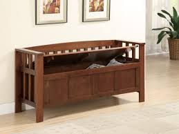 Small Entryway Storage Bench Wooden Entryway Storage Bench Inspiring Home Ideas