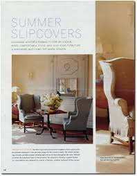 Slipcovers For Upholstered Chairs Making Summer Slipcovers For Your Upholstered Furniture