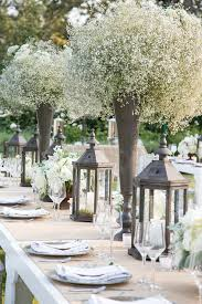 baby s breath centerpiece wedding flowers 40 ideas to use baby s breath