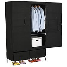 Clear Mirrored Wardrobe 2 Door Amazon Com Brimnes Home Bedroom Wardrobeswardrobe With 3 Doors