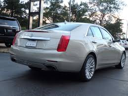 used cadillac cts for sale