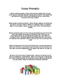 Christmas Activities Christmas Traditions Essay Prompts Diversified Activities Pinterest