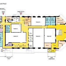 national theatre floor plan national theatre st kilda peter elliott architects